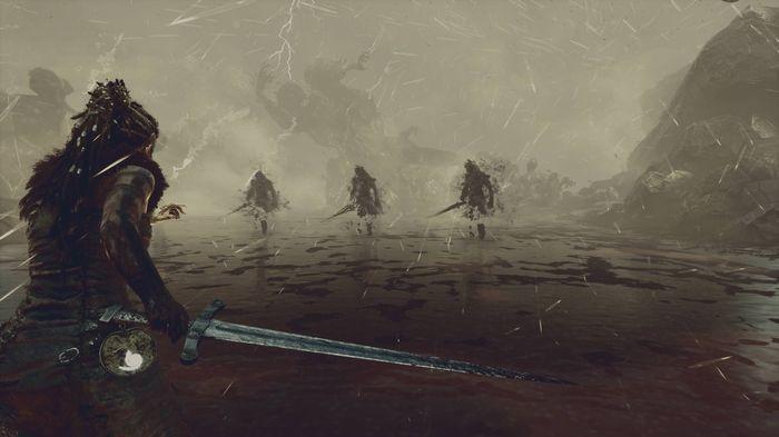 hellblade 2 combat