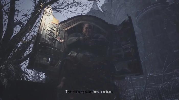 Resident Evil 8 Gameplay Trailer The Duke
