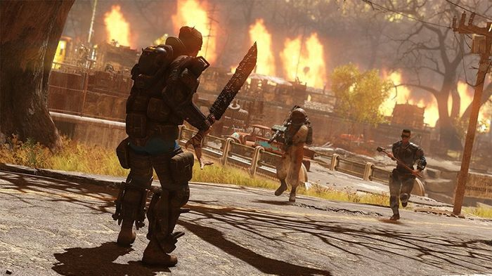 fallout 76 image fire fight
