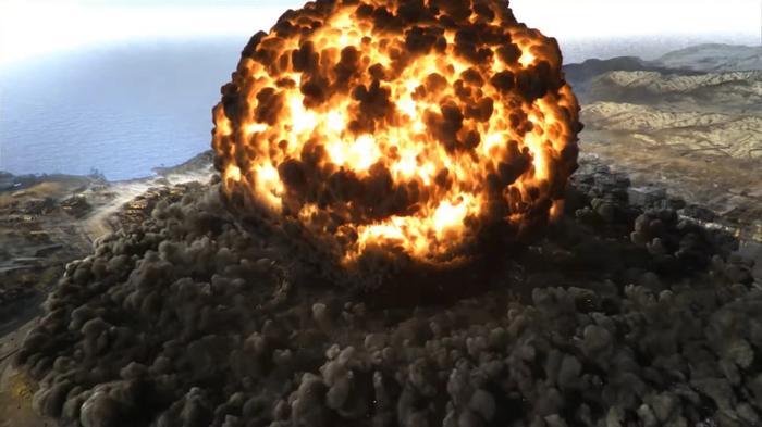 Black Ops Cold War Nuke Scorestreak