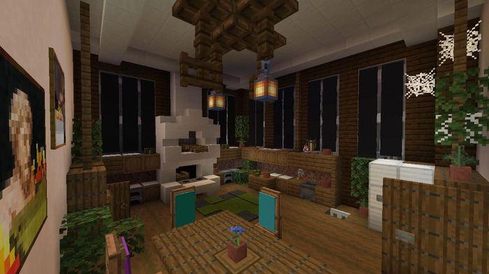 minecraft realms escape the house min