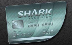 gtaV megolodon shark card