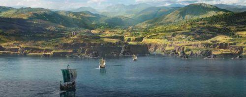 Assassins Creed Valhalla Map oceanjpg