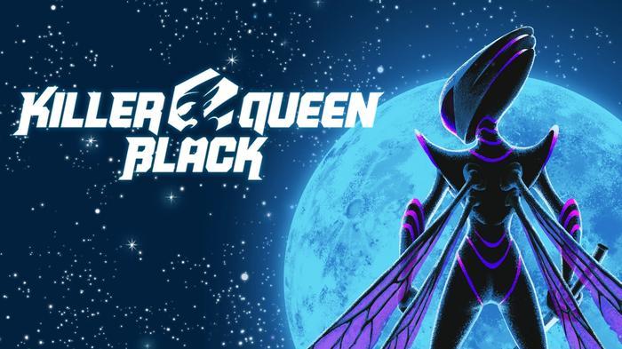 Killer Queen Black Key Art