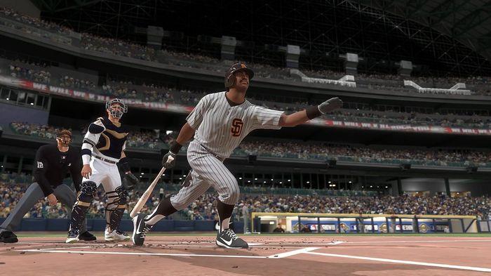 MLB The Show 21 beta crossplay multiplayer gameplay