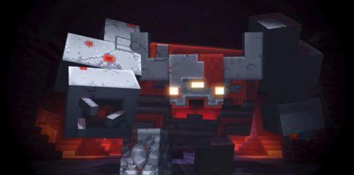 redstone monstrosity minecraft dungeons