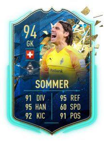 Sommer TOTS FIFA 20
