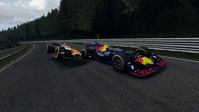 Red Bull Porsche Nordschleife Round 3 V10 R-League