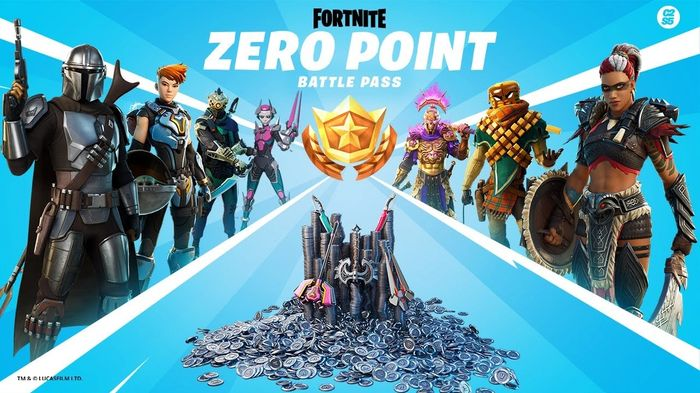 Fortnite Chapter 2 Season 5 Battle Pass Key Art
