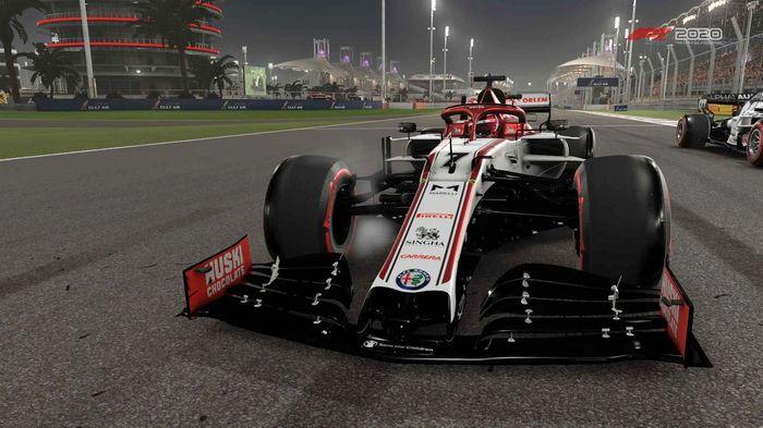 F1 2020 Lockup