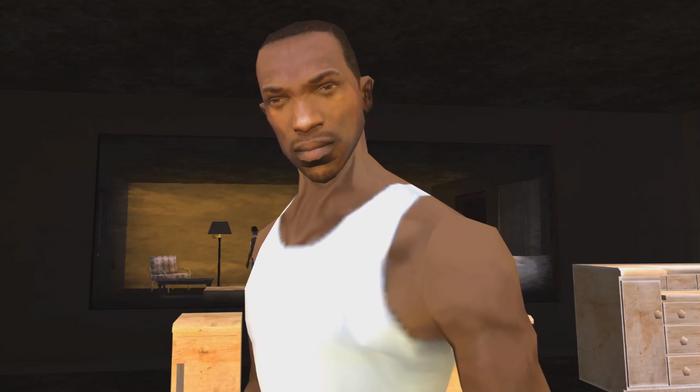 GTA 6 Rumours Leaks GTA San Andreas CJ