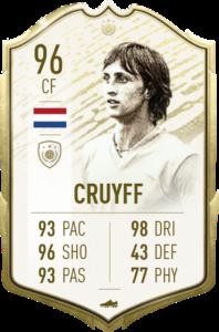 Cruyff prime icon moments