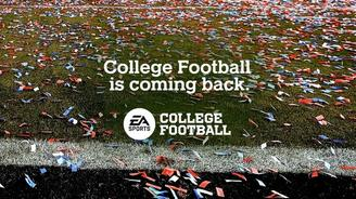 EA Sports College Football NCAA 22 23 24 announcement reveal photo