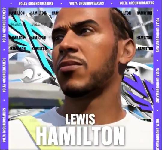 LAPPING IT UP - Lewis Hamilton celebrates his Formula 1 World Championship with a FIFA 21 appearance!