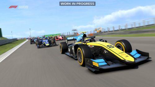 F1 2020 My Team Screenshot Hungary