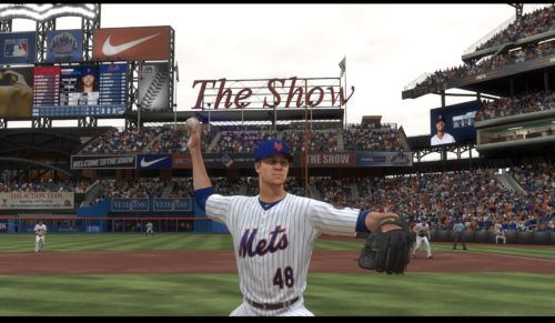 Jacob deGrom in MLB The Show 18
