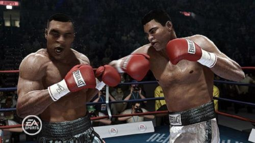 fight night champion KO
