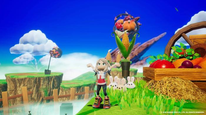 Square Enix Presents Balan Wonderworld