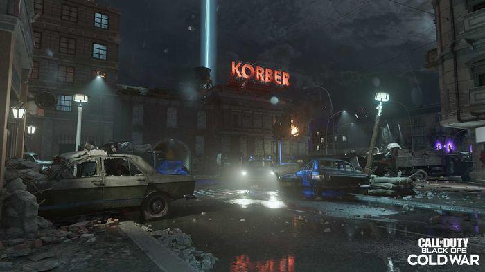 Black Ops Cold War Call of Duty Zombies Season 4 Mauer Der Toten