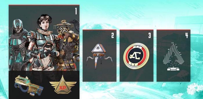 battle pass rewards