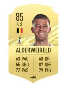 Alderweireld FIFA 21