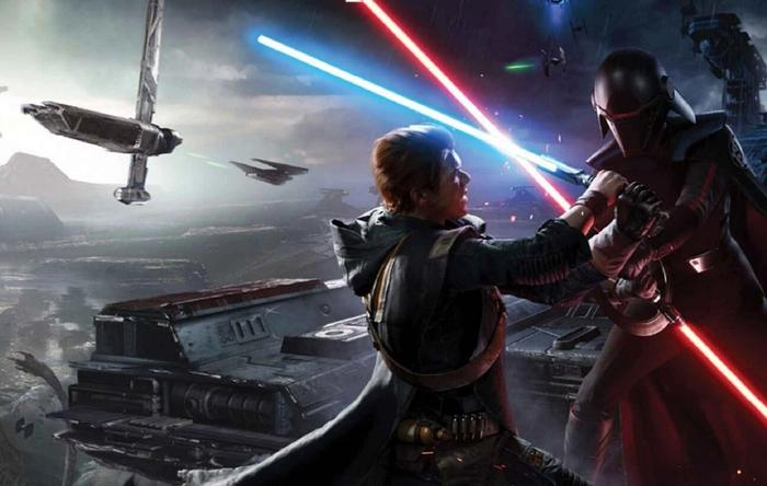 Star Wars Jedi Fallen Order vs Sith Key Art