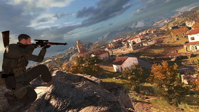 Steam Summer Sale Sniper Elite 4