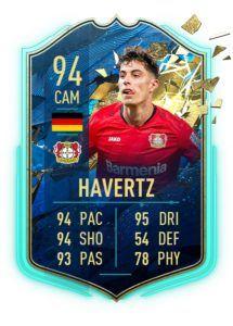 Havertz TOTS FIFA 20