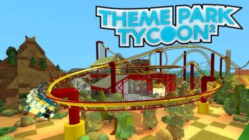 Roblox Theme park tycoon 2