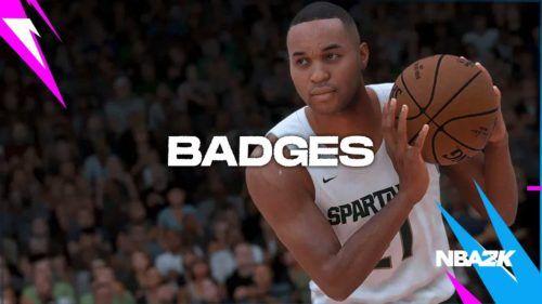 NBA 2K21 Badges MyPLAYER Builds