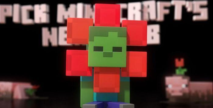 minecraft next mob