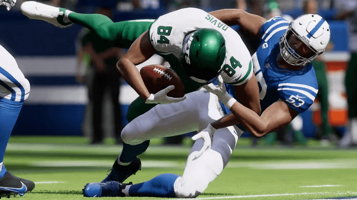 Madden 22 tackle jets colts