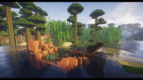 minecraft seed 2 best seeds bamboo forest