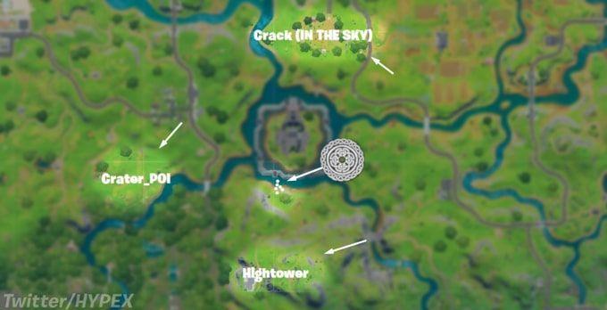 Hightower Locations 2