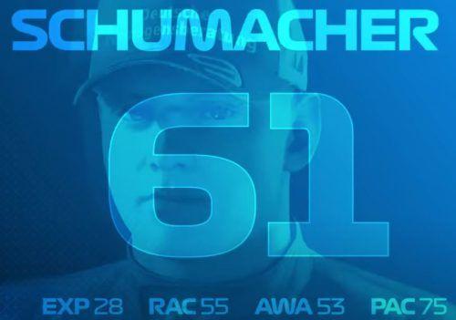 F1 2020 My Team Career Mode Schumacher