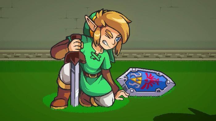 LINK!: Help Link defeat the enemies!