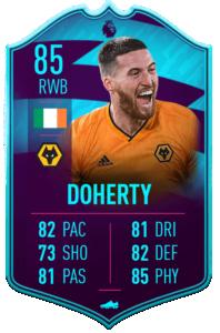 Matt Doherty FIFA 20 FUT