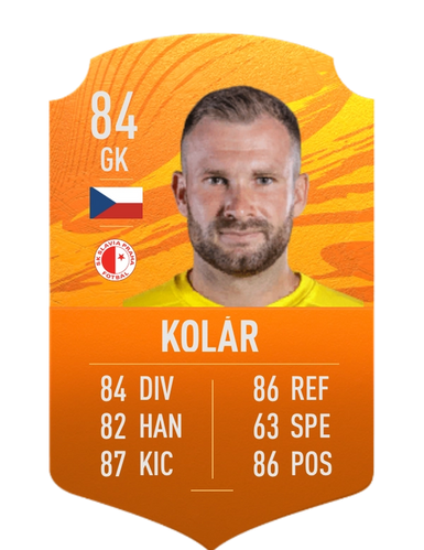 Man of the Match Ondrej Kolar item FIFA 21