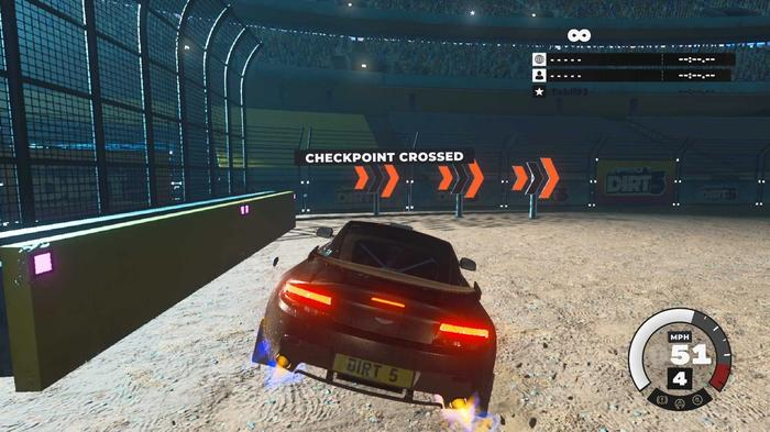 DIRT 5 Aston bounce 1
