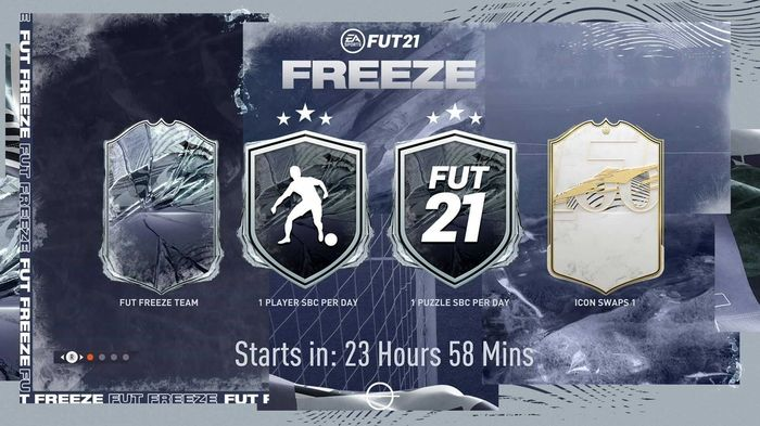 SQUAD BOOST! Freeze has brought plenty of opportunity to bolster your squad