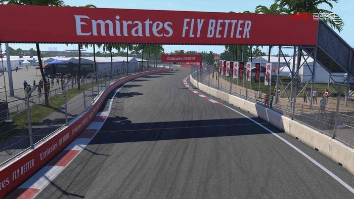 F1 2020 Vietnam turn 16