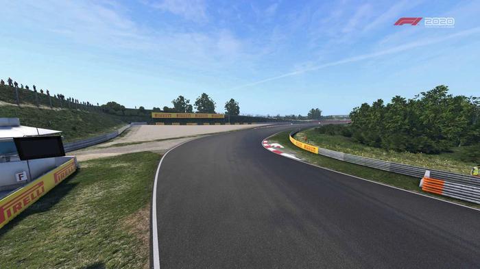 F1 2020 Zandvoort Turn 7 Y