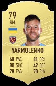Yarmolenko-fut-base-card
