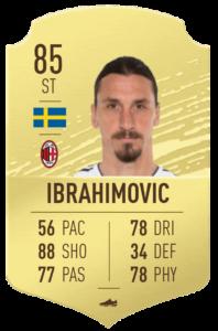 Ibrahimovic fut milan