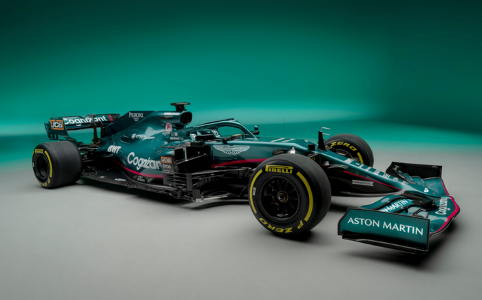 Aston Martin Formula 1 AMR21