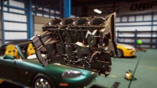 DRIFT21 Garage Screenshot 03