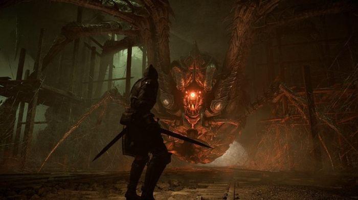 Demons Souls PS5 Spider