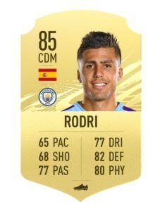 Rodri FIFA 21