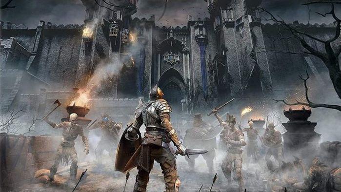 Demons Souls PS5 Horde