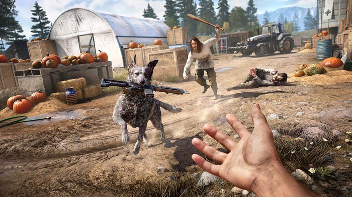 PS Plus September 2021 Far Cry 5